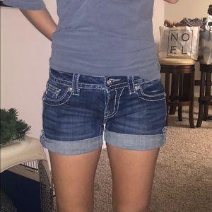 Miss Me shorts!!